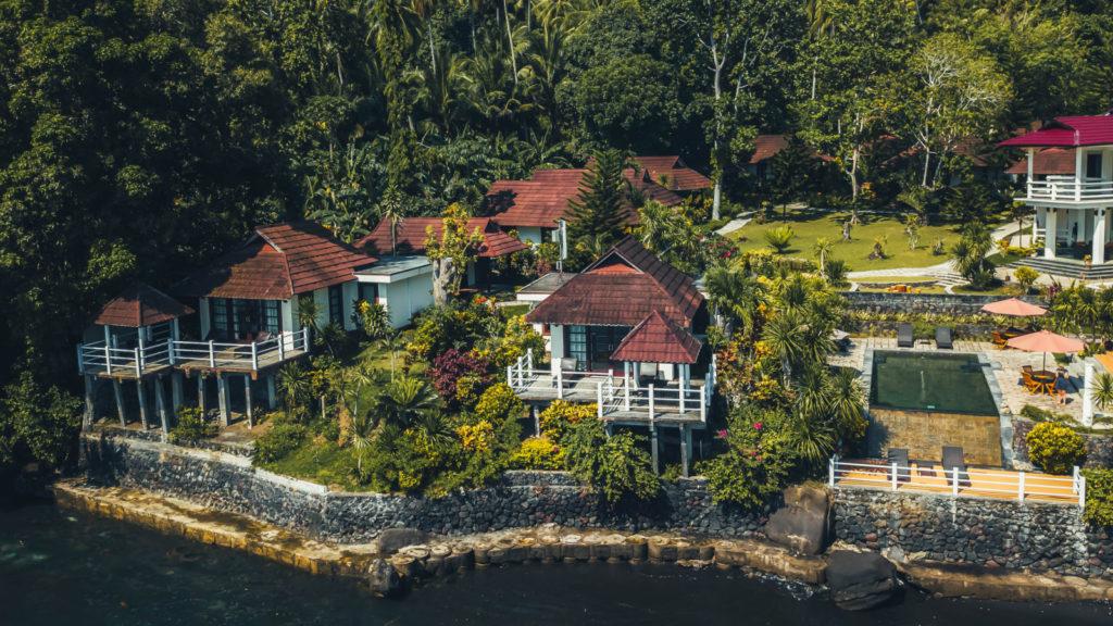 Sea-View Villas