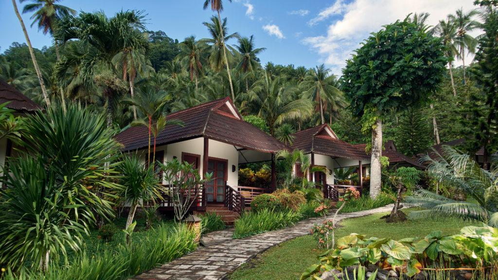 Garden-View Villas
